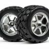 105524 mounted vt tire/wheel setماشین کنترلی آرسی