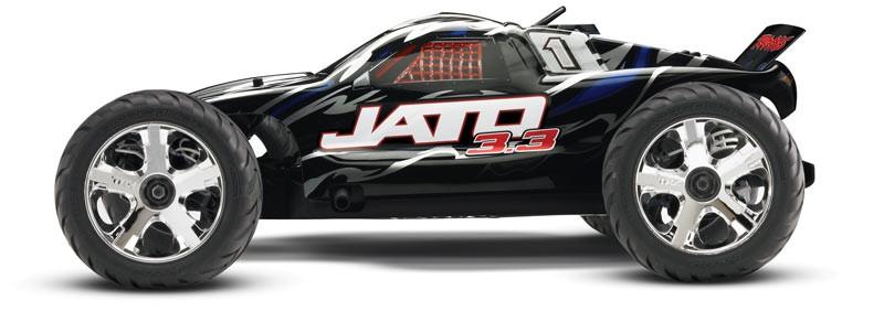 JATO 3.3ماشین کنترلی آرسی