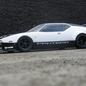 17502 eu de tomaso pantera bodyماشین کنترلی آرسی