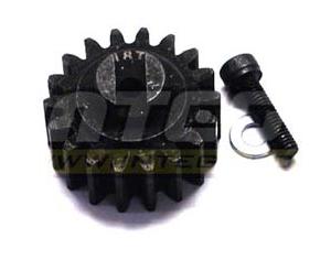 18T Steel Pinion Gear for HPI BajaT6834ماشین کنترلی آرسی