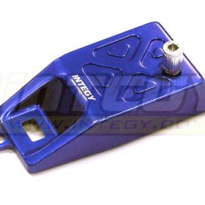 Evolution-5 Receiver Box Cover for Traxxas SlayerT3268BLUEماشین کنترلی آرسی