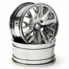 3712 wheel chrome 26mm