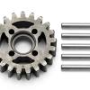 3281 (HPI) wheel 26mm chrome