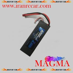ma-100-1 battery 7.4 5200 dean