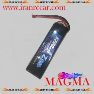 ma-100-3 battery 11.1 dean 5200