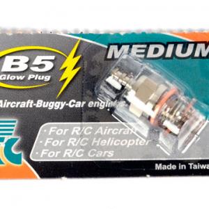 B5 glow plug