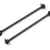 101163 front roll bar set