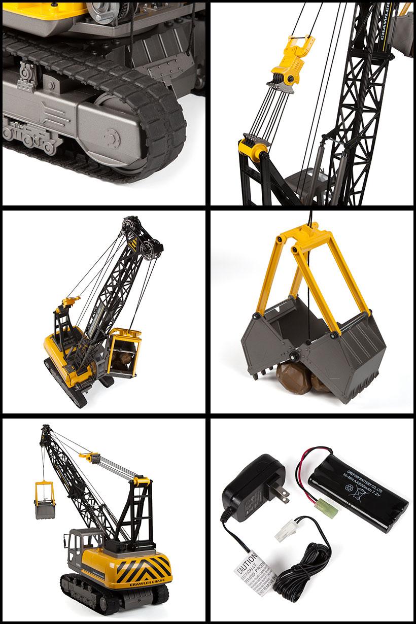RC Construction Vehicle